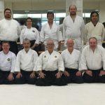 Group at Aikido Seminar