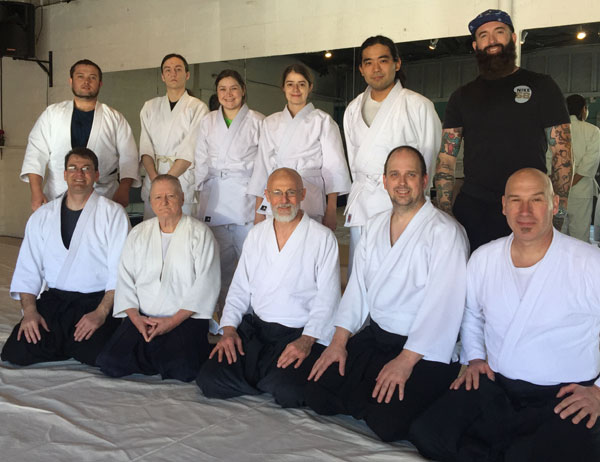 Aikido Group Photo