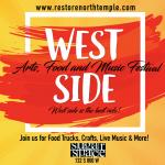 West Side Festival Banner Image
