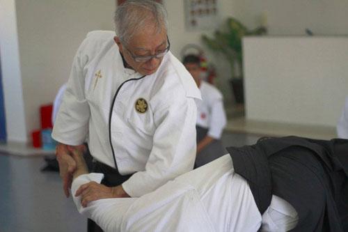 Roberto Maruyama Sensei