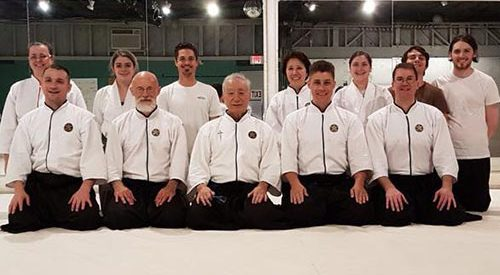 Aikido of Salt Lake and Maruyama Institute