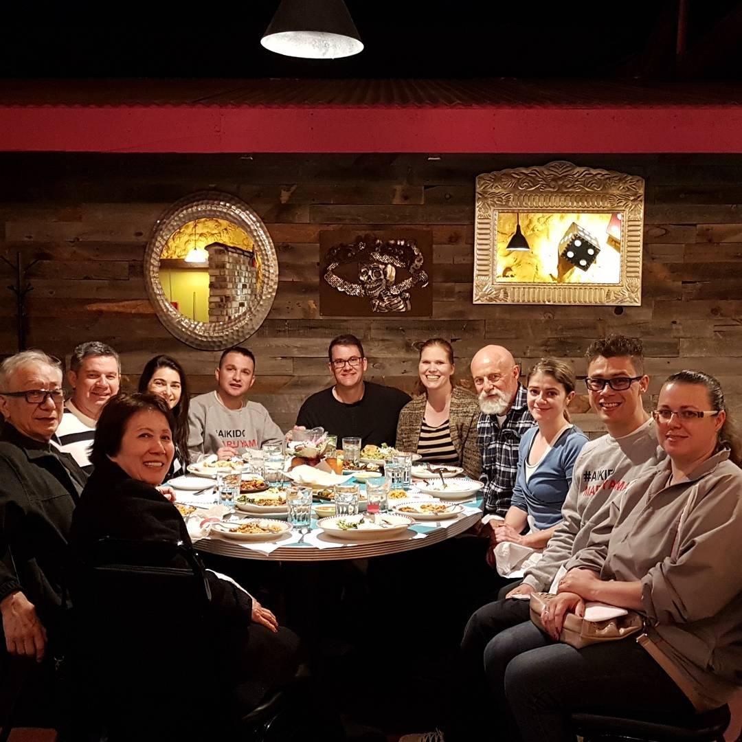 Himalayan Kitchen Salt Lake City: 2018 Shinnenkai, Saturday, Jan. 13