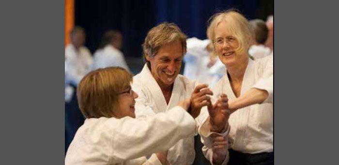 Aikido Seminar: Michael Friedl Shihan (7th dan)