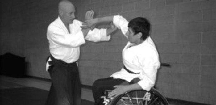 Aikido Seminar: Molly and Jeramy Hale